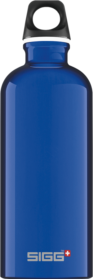 SIGG 0,6 L Traveller Dark Blue juomapullo