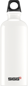 SIGG 0,6 L Traveller White juomapullo