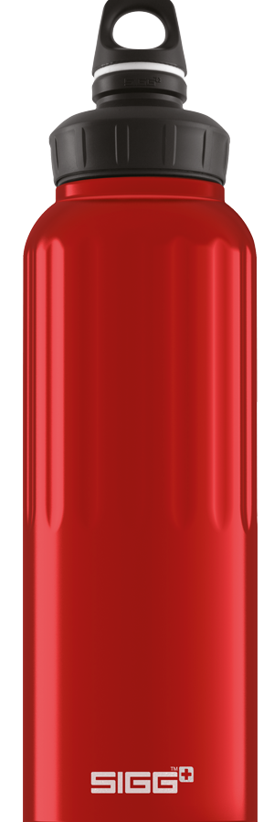 SIGG 1,5 L WMB Traveller Red juomapullo