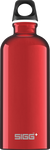 SIGG 0,6 L Traveller Red juomapullo