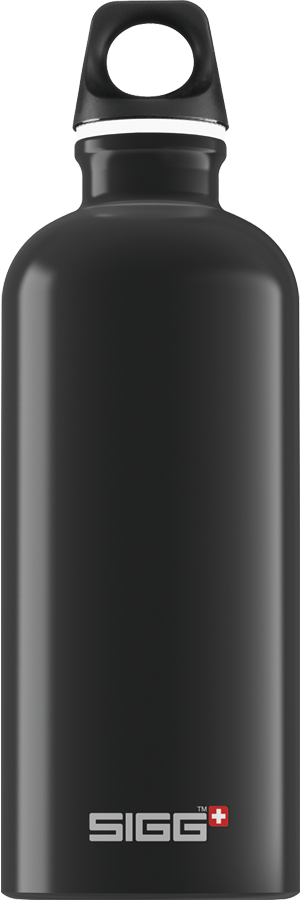 SIGG 0,6 L Traveller Black juomapullo