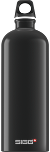 SIGG 1,0 L Traveller Black juomapullo
