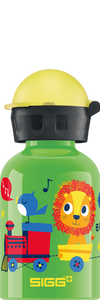 SIGG 0,3 L Jungle Train lasten juomapullo
