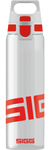 SIGG 0,75 L Total Clear ONE Red juomapullo