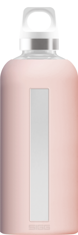 SIGG 0,5 L Star Blush lasipullo