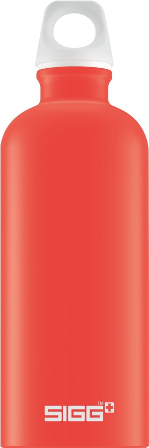 SIGG 0,6 L Lucid Scarlet Touch juomapullo