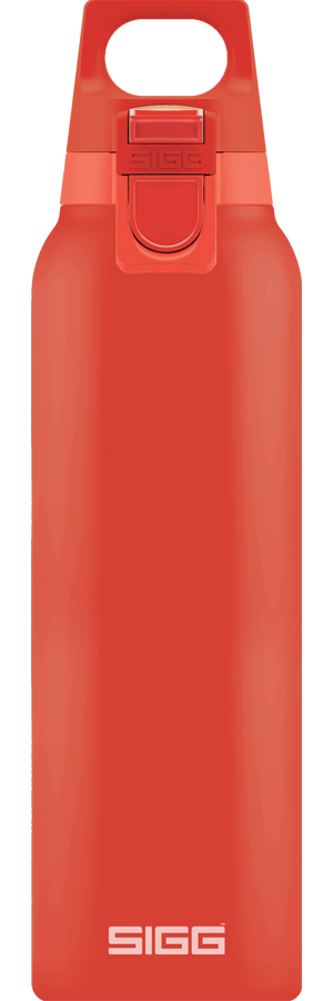 SIGG 0,5 L Hot & Cold ONE Scarlet termospullo