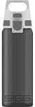 SIGG 0,6 L Total Color Anthracite juomapullo