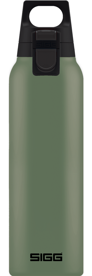 SIGG 0,5 L Hot & Cold ONE Leaf Green termospullo