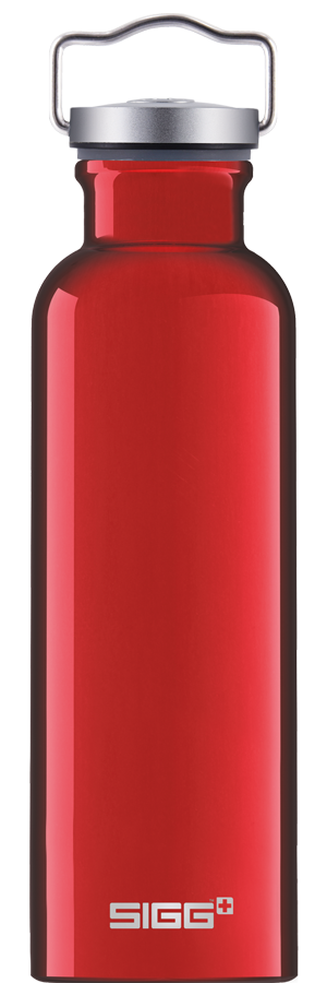 SIGG 0,5 L Original Red juomapullo