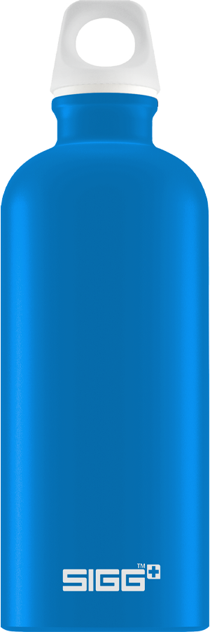 SIGG 0,6 L Lucid Electric Blue Touch juomapullo