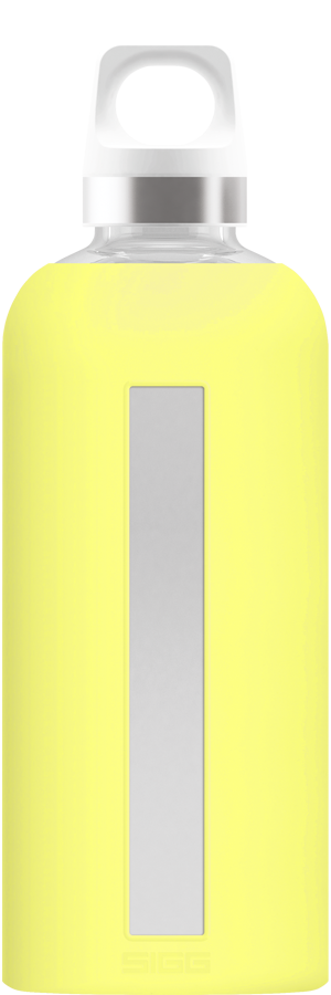 SIGG 0,5 L Star Ultra Lemon lasipullo