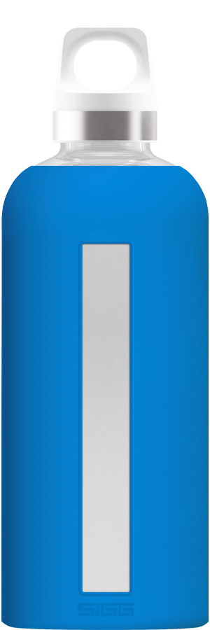 SIGG 0,5 L Star Electric Blue lasipullo