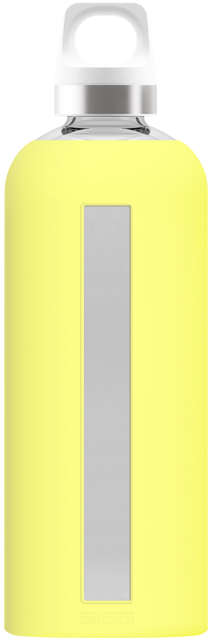 SIGG 0,85 L Star Ultra Lemon lasipullo