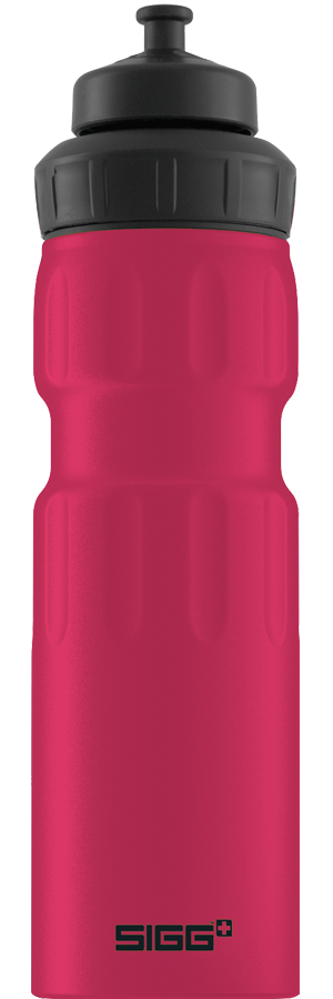 SIGG 0,75 L WMB Sports Deep Magenta Touch juomapullo