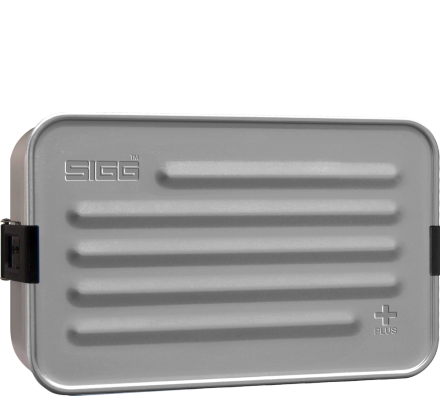 SIGG Metal Box Plus L Alu