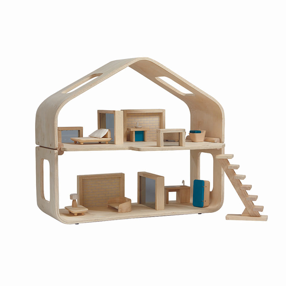 PlanToys Contemporary Dollhouse