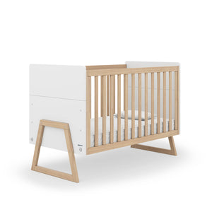 dadada® Domino 2-in-1 Convertible Crib - Funk's Wooden Wonders