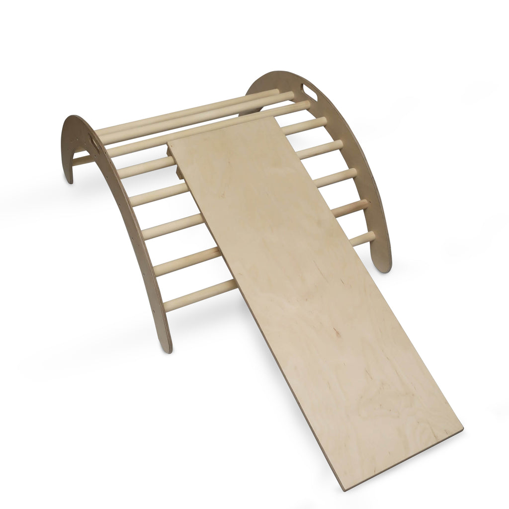 Pikler Climbing Arch with Ramp