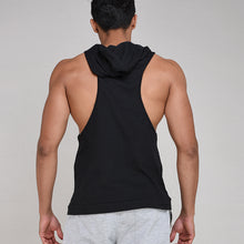 Load image into Gallery viewer, Animal Hoodie Tank top