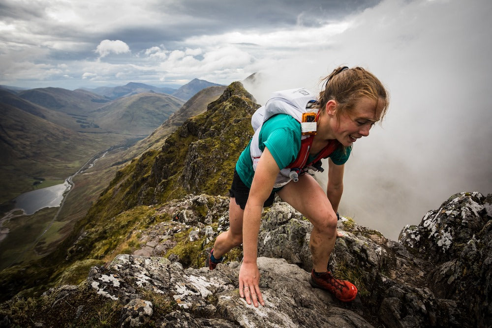 Powered by porridge - GB trail runner and skyrunner, Georgia Tindley