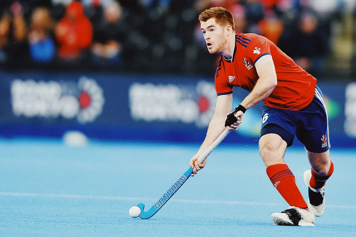 Powered by Porridge - Olympic Hockey Player Henry Weir
