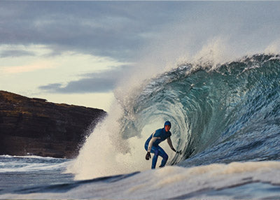 Mark Boyd - Scottish National Surfing Champion