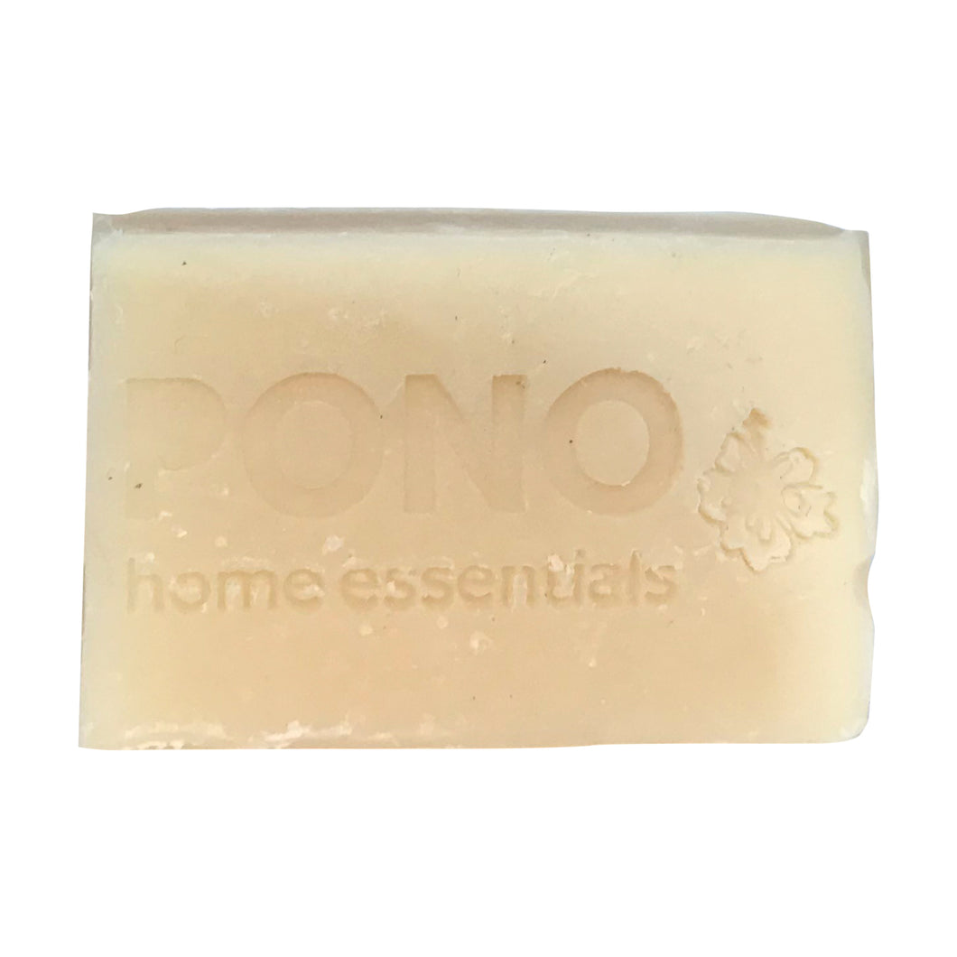 Moisturizing Face and Body Bar Soap - Organic - Hawaiian Coconut