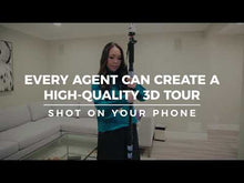 Load and play video in Gallery viewer, Asteroom's NEW 2nd Generation 3D Tour Kit with Phone Case Bundle