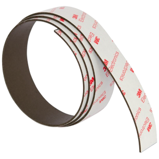 Self-Adhesive Magnetic Tape & Strips