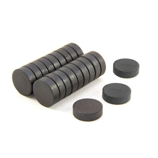 Ferrite Disc Magnet - 22mm x 10mm
