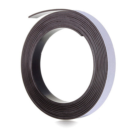 Magnetic Tape Self Adhesive 50m roll