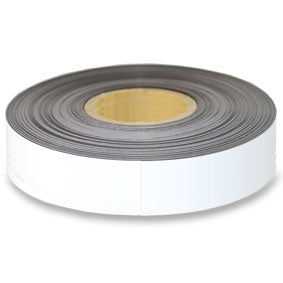 White tape 60mm x 0.6mm x 60m rol