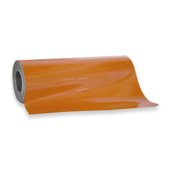 Orange Magnetic Sheets per metre