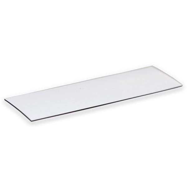 Magnetic Labels - 210mm x  80mm - 0.8mm | White