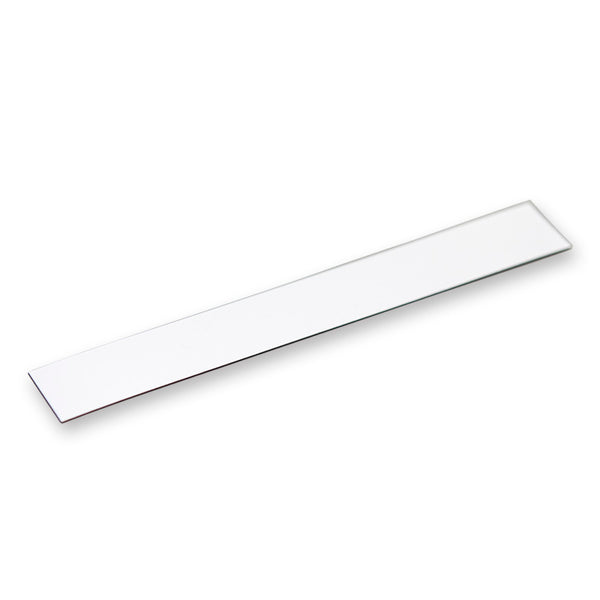 White Magnetic Labels 250mm