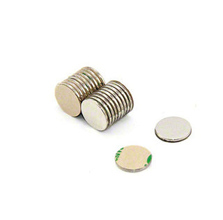 Neodymium Disc S/A Pair - 10mm