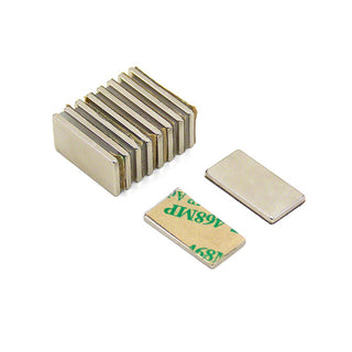 Neodymium Block S/A Pair - 20mm x 10mm x 1mm