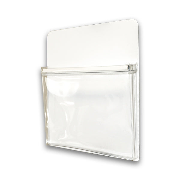 Magnetic 3D Pocket Holder 165mm x 165mm x 0.7mm | White