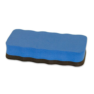 Magnetic Whiteboard Eraser Blue
