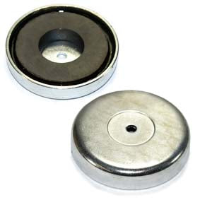 Buy ferrite holding pot magnets online!