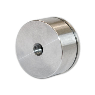Female Thread Neodymium Pot | Stainless Steel Coating