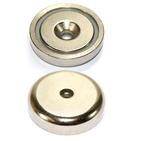 Rare earth neodymium pot magnets for sale!