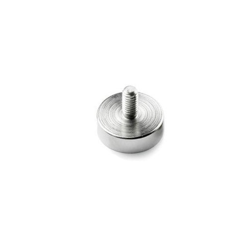 Male Thread Neodymium Pot - Diameter 16mm
