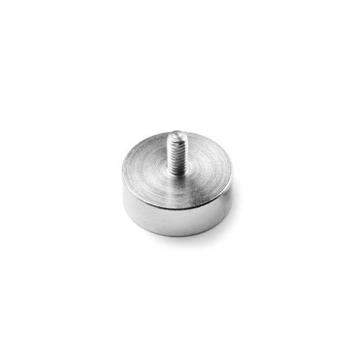 Male Thread Neodymium Pot - Diameter 20mm