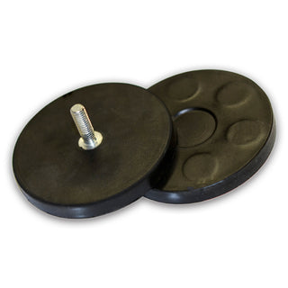 Male Thread Neodymium Pot Rubber Case