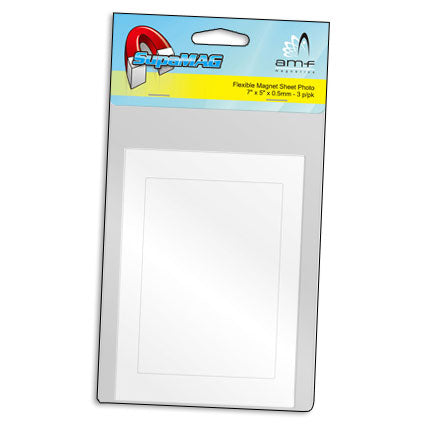 Magnetic Photo Frame 177mm x 127mm x 0.5mm