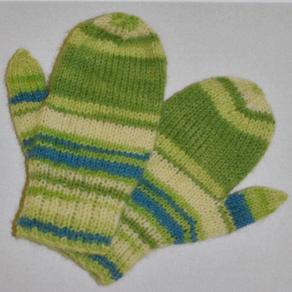 Mittens and Fingerless Mittens