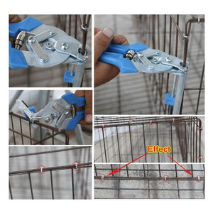 Poultry Cage Pliers