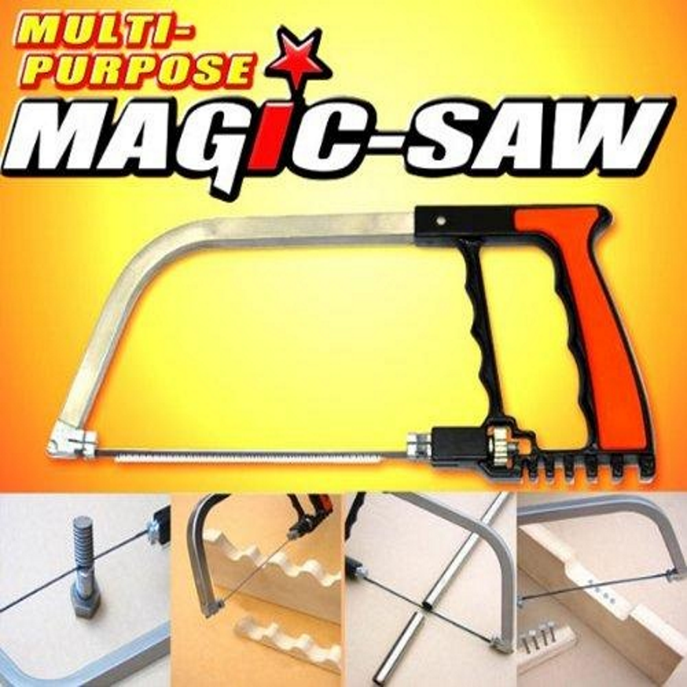 All-Purpose Magic Saw